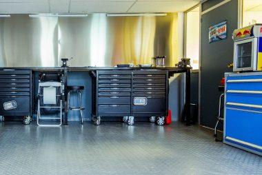 Werkstattausrüstung